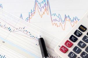 金融取引の画像
